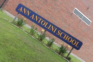 Ann Antolini School Sign