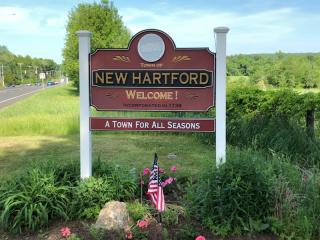 New Hartford Sign
